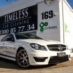 C63 vs Modesta | Timeless Car Cleaning | Car Detailing Brisbane